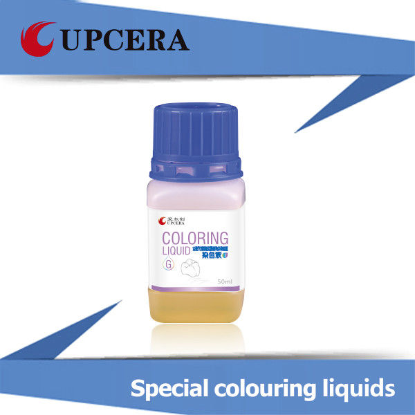 Zirconia Coloring Liquid Grey Color Series for Dental Zirconia Crowns